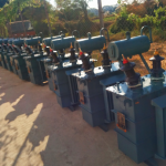 BIS ISI Marked Transformers being readied for dispatch