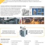 PVJ Power Transformer Manufacturer Brochure Page 2