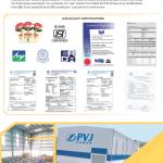 PVJ Power Transformer Manufacturer Brochure Page 3