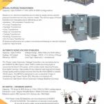 PVJ Power Transformer Manufacturer Brochure Page 6
