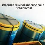Imported Prime Grade CRGO