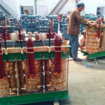 Core Coil Assembly of Copper Transformers