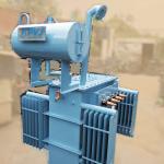 400 kVA 11/0.4 KV Copper Wound Distribution Transformer