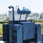 630 kVA Transformer Installed at Site