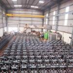 Manufacturing & Testing Floor