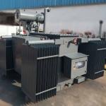 1000 kVA 11/0.4 KV OLTC Distribution Transformer