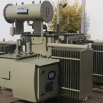 1600 kVA 11KV OLTC Transformer