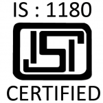 PVJ Power is certified manufacturer as per BIS ISI