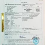 ERDA Type Test Report 1