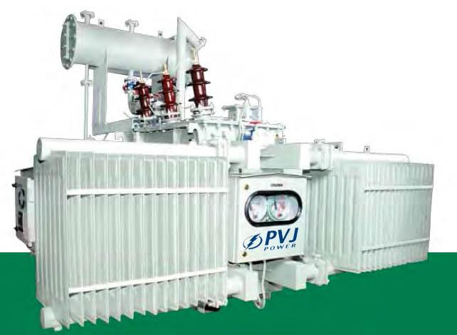 PVJ Power - Transformer & Electrical Panel Manufacturer